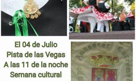 Moraleja se encuentra inmersa en la celebración de las Jornadas Culturales previas a San Buenaventura