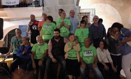 La I Carrera Nocturna Intramuros destina su recaudación a PLACEAT y la Plena Inclusión en Plasencia