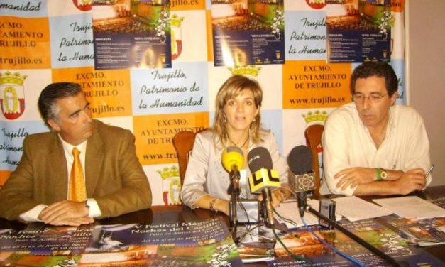 """La compañía Eslava llevará el humor y el suspense a las """"Noches Mágicas del castillo"""" de Trujillo del 25 al 29"""