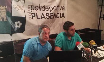 La Unión Polideportiva de Plasencia presenta a través de su nueva web los cambios en la plantilla