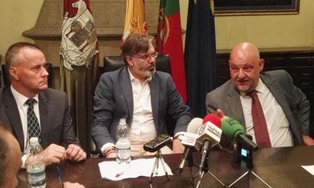 """La comisión ejecutiva de la Red Ibérica Transfronteriza trabaja ya en """"gran reto"""" atlántico-mediterráneo"""