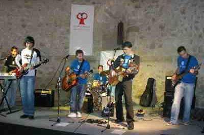 Música y rutas a caballo con motivo de las fiestas de San Jovita 2007 en Carcaboso durante el fin de semana