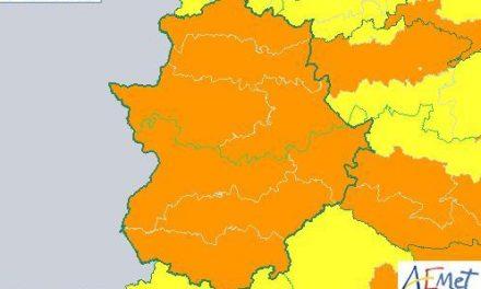 El Centro 112 mantiene activa la alerta naranja por altas temperaturas en la provincia de Cáceres