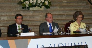 El Rey Don Juan Carlos anima en el Monasterio de Yuste a seguir avanzando en la construcción europea