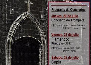 Malpartida de Cáceres acogerá a partir de este jueves la segunda edición de las Veladas del Carmen