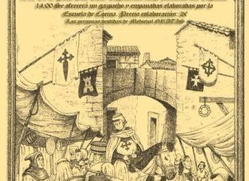 Cilleros acogerá este domingo el Festival Medieval con puestos de artesanía y espectáculos en la calle