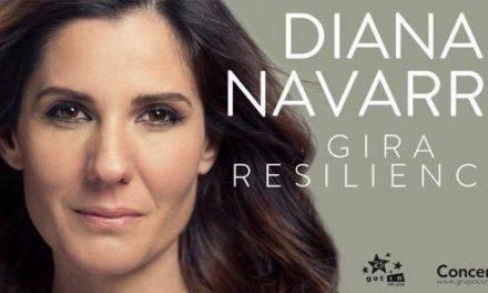 Se agotan las entradas anticipadas para el concierto que Diana Navarro dará el miércoles en Coria