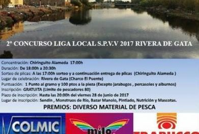 La Rivera de Gata a su paso por Moraleja acogerá este sábado el II Concurso Infantil de Pesca