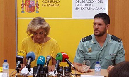 Cristina Herrera presenta las seis rutas protegidas para una mejor circulación de los ciclistas en Extremadura