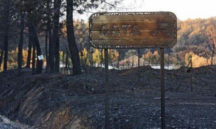 Un vecino de Hoyos reclama 96.000 euros por la pérdida de su casa durante el incendio de la Sierra de Gata