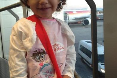 La joven de Carcaboso con atresia pulmonar volverá a España este jueves tras su segunda operación