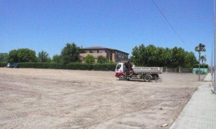Las obras en la Rivera de Gata de Moraleja obligan a trasladar el ferial a la zona del Colegio Cervantes