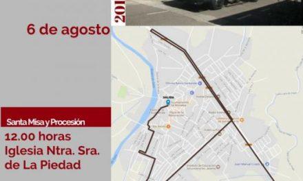 El municipio de Moraleja celebrará este domingo la misa y procesión en honor a San Cristóbal