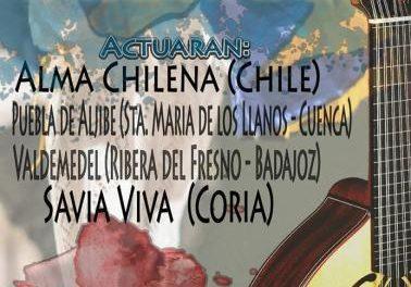 Coria acoge este sábado el XXXVII Festival Internacional de Folklore y el V Concurso Bufón Calabacillas