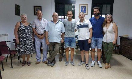José María Rodríguez será dos años más presidente de la Asociación de Vecinos del Barrio de Santiago de Coria