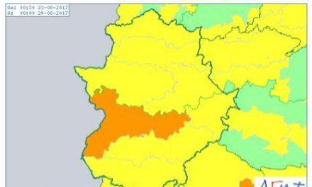 La provincia de Cáceres permanece en alerta amarilla este miércoles con máximas de 39 grados