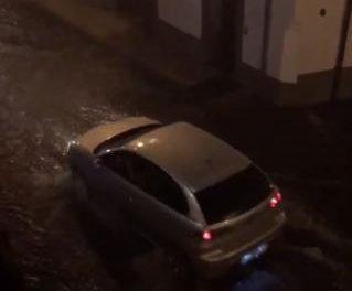 Trujillo sufre daños materiales debido a las intensas lluvias registradas este lunes