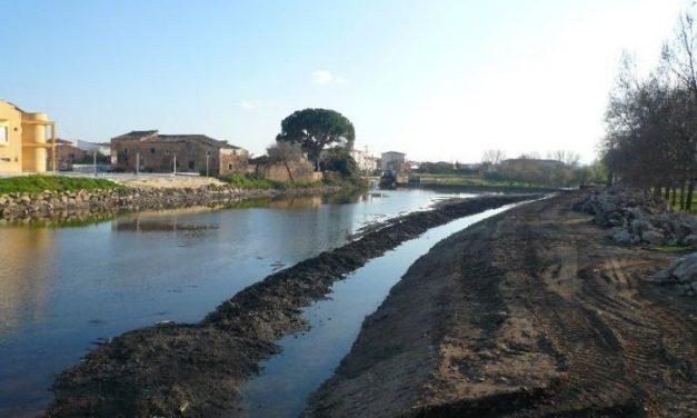 Las piscinas naturales en la Rivera de Gata a su paso por Moraleja estarán listas el próximo año