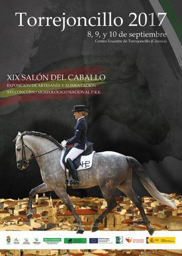 La XIX edición del Salón del Caballo de Torrejoncillo recibe alrededor de 7.000 visitantes