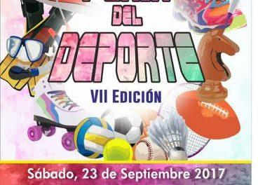 La capital del Jerte se prepara para acoger este sábado la VII edición de la  Feria del Deporte