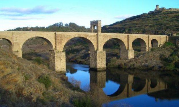Sacan a licitación la asistencia técnica para la redacción del proyecto del nuevo puente de Alcántara