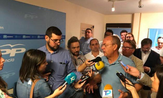 Monago pide un Plan Integral para solucionar los problemas de abastecimiento de agua del Valle del Jerte