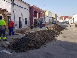 El Ayuntamiento de Moraleja invertirá cerca de 80.000 euros en el arreglo y asfaltado de varias calles