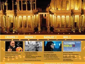 La Consejería de Cultura y Turismo lanza 30.000 ejemplares de una guía de actividades para el verano