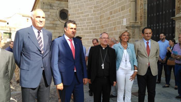 Ballestero destaca la obligación de las administraciones de conservar el patrimonio