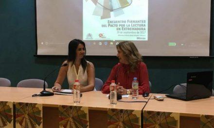 Cultura destaca que Extremadura es la región con mejor proporción de bibliotecas por habitante