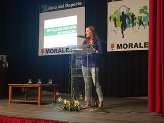 El Ayuntamiento de Moraleja premia la trayectoria de varios deportistas y entidades de la localidad