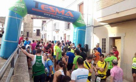 """Francisco Javier González y Montserrat Sánchez ganan el X Ultra Trail """"Artesanos"""" de Torrejoncillo"""