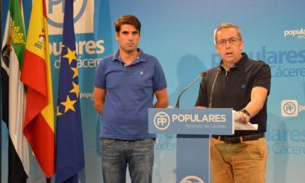 """El PP de Cáceres denuncia """"discriminación"""" hacia Torrejoncillo por parte de la Consejería de Educación"""