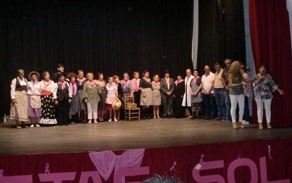 """La magia y el teatro protagonizan la segunda gala """"No estás sola"""" del Mes Rosa de Moraleja"""