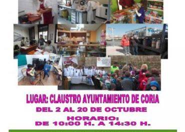 Más de 150 imágenes tomadas por usuarios de Axpay muestran el día a día de la ciudad de Coria