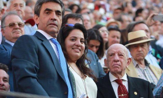 La familia de Victorino Martín agradece el cariño recibido por amigos, aficionados y periodistas