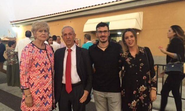 El PSOE de Moraleja homenajea a Julián Montero, primer alcalde socialista de la localidad