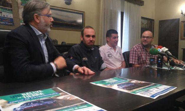 El VIII Rallye de Tierra Norte de Extremadura reunirá este viernes y sábado alrededor de 60 pilotos
