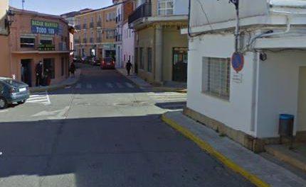 Moraleja cortará al tráfico parte de la Avenida Virgen de la Vega por las obras de canalización de agua
