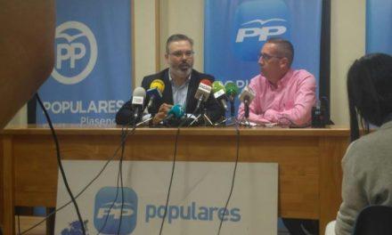 El PP de Cáceres muestra su apoyo a la implantación de la Universidad Católica de Ávila en Plasencia
