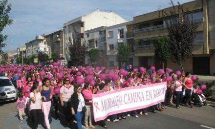 Moraleja pondrá fin este fin de semana al Mes Rosa con la tradicional marcha y una comida de convivencia