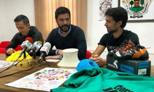 Plasencia acogerá el próximo 11 de noviembre la tercera prueba de la Copa de España de escalada en bloque