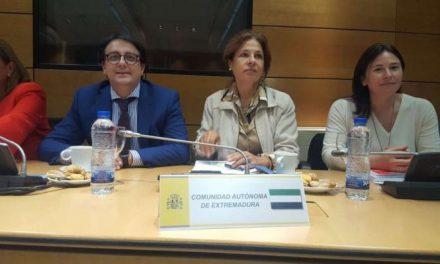 La Junta exige equilibrar al cincuenta por ciento la financiación autonómica del Sistema de Dependencia