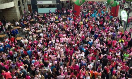 Plasencia acogerá este sábado la V edición de la Marcha Rosa que partirá del Parque de Los Pinos