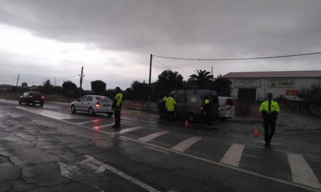 Un total de doce agentes de Policía Local amplia en Moraleja sus conocimientos en materia de transporte