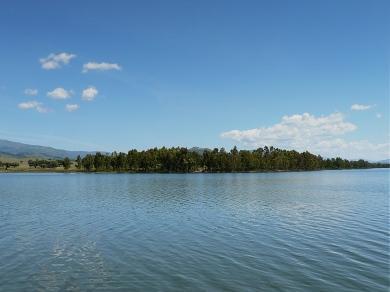 Los embalses de la cuenca del Tajo se encuentran en la actualidad al 46,7 por ciento de su capacidad