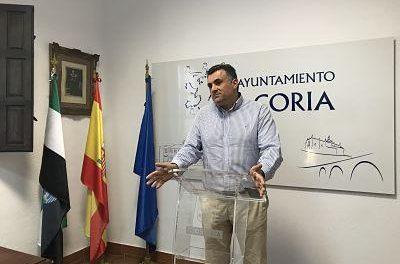 El Ayuntamiento de Coria construirá una pista de skate con una inversión de 130.000 euros