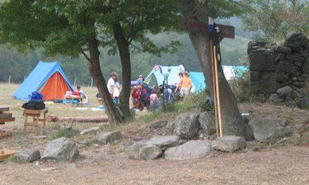 Descargamaría acoge un campamento de verano de la Asociación de Amigos de Francisco de Asís