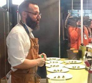 El chef placentino Alberto Montes resulta subcampeón del I Campeonato Mundial de Tapas