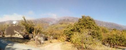La Junta prohibirá provisionalmente las quemas de restos en el Valle de Jerte y Sierra de Gata